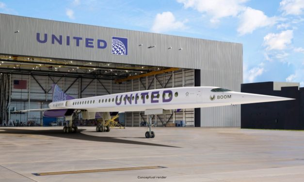 United goes supersonic? Signs purchase agreement for Boom Overture aircraft