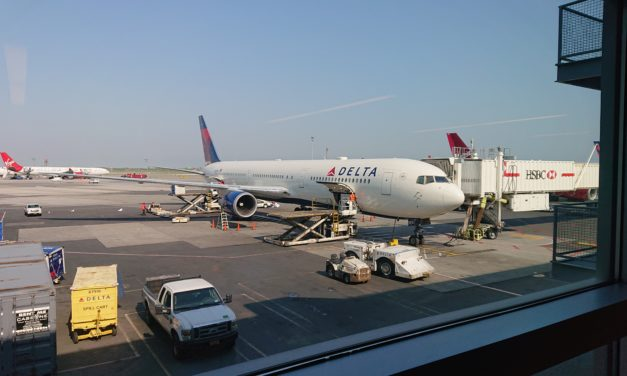 Delta's New Route Plans Squashed by South Africa Government