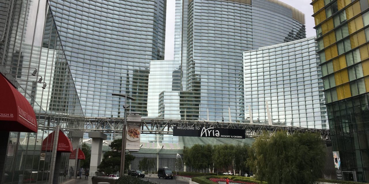 Complimentary Stay Review: Aria Las Vegas