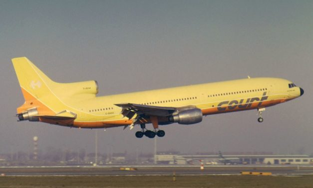 Why did Lockheed make a special version of the L-1011 TriStar for Court Line?