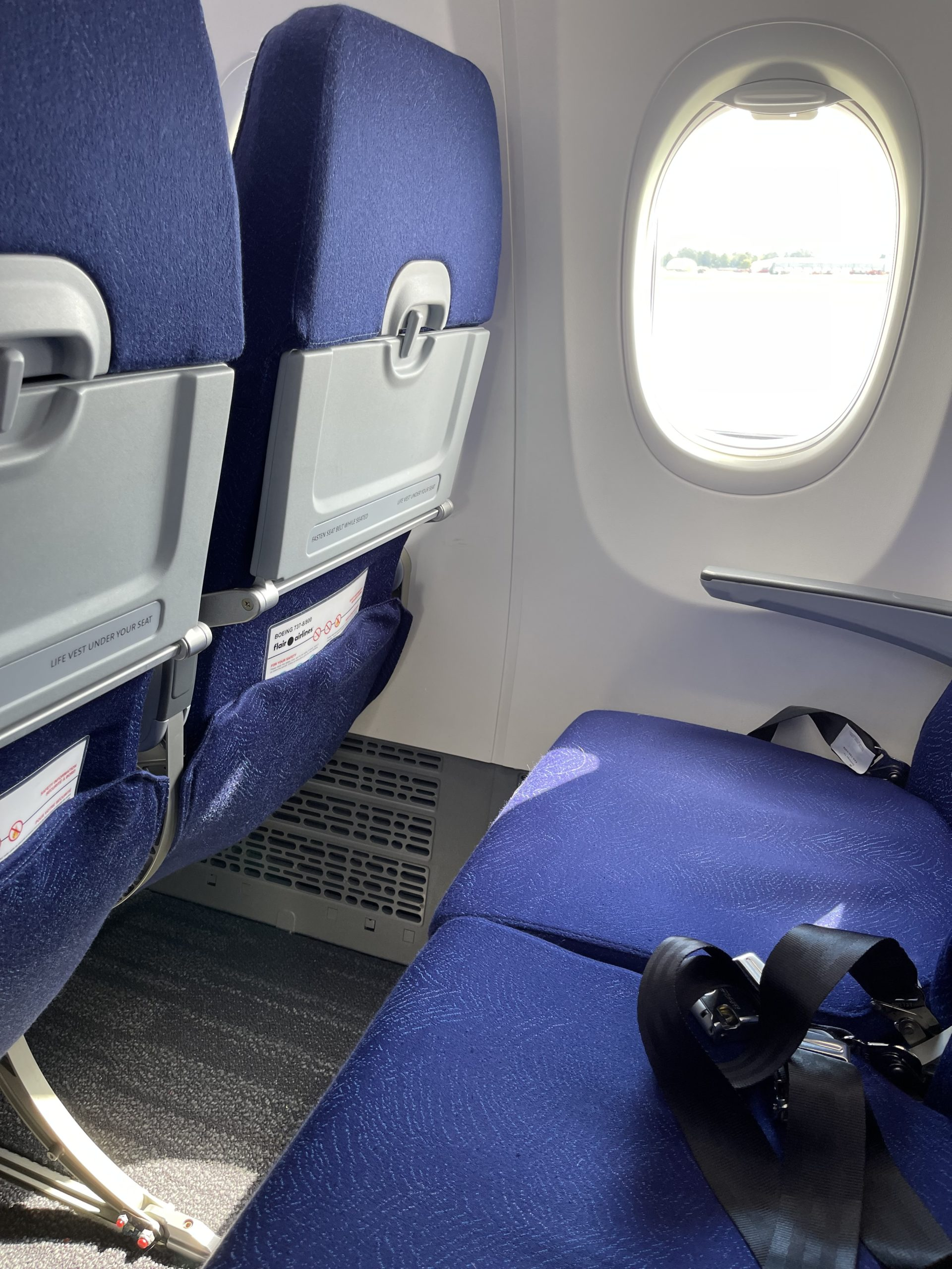 Flair airlines review