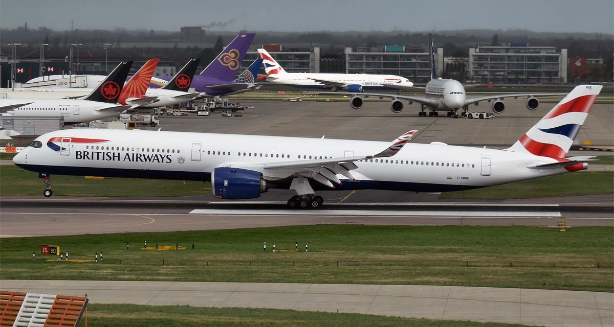 Here's how you place a deposit for a British Airways flight and pay it off gradually
